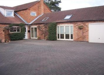 Thumbnail 4 bed barn conversion to rent in Quorn Park, Paudy Lane, Barrow Upon Soar, Loughborough