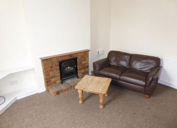 Thumbnail 1 bed maisonette to rent in Hithermoor Road, Stanwell Moor, Staines, Middlesex
