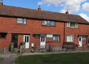 Thumbnail 3 bed terraced house for sale in Springfield Road, Harraby, Carlisle, Cumbria