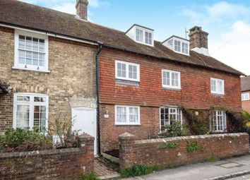 Thumbnail 2 bed terraced house for sale in High Street, Barcombe, Lewes, East Sussex