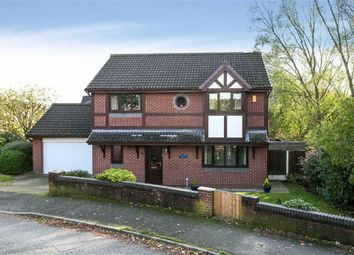Thumbnail 4 bedroom detached house for sale in Greenbank Road, Manchester