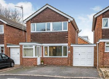 Thumbnail 3 bed link-detached house for sale in Ribbesford Drive, Worcestershire, Stourport-On-Severn