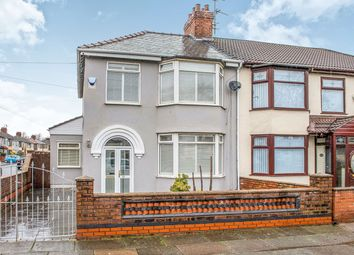 3 bed semi-detached house for sale in Utting Avenue, Liverpool L4