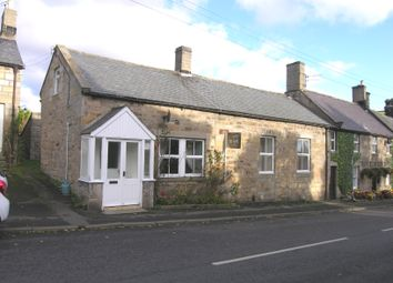 Thumbnail 2 bed end terrace house to rent in Thropton, Near Rothbury, Morpeth, Northumberland