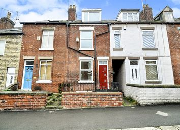Thumbnail 2 bedroom terraced house for sale in Exley Avenue, Sheffield