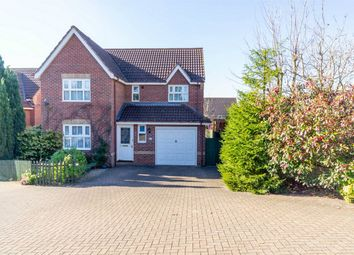 Thumbnail 4 bedroom detached house for sale in Valley Way, Fakenham