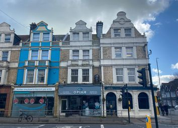 Thumbnail 2 bedroom flat to rent in Church Road, Hove, East Sussex