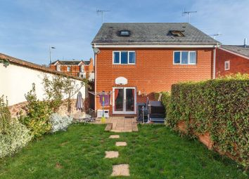 Thumbnail 4 bed semi-detached house for sale in Queens Place, East Street, Crediton