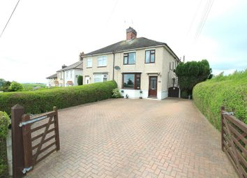 Thumbnail 4 bed semi-detached house for sale in Harriseahead Lane, Harriseahead, Stoke-On-Trent