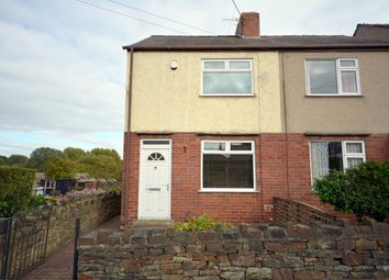 Thumbnail 2 bed semi-detached house for sale in Rothervale Road, Chesterfield