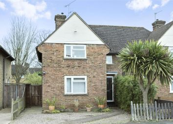 Thumbnail 3 bed semi-detached house for sale in West Palace Gardens, Weybridge, Surrey