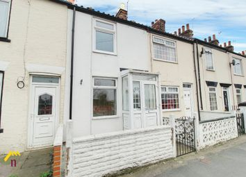 Thumbnail 2 bed terraced house to rent in Grovehill Road, Beverley