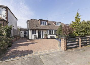 Thumbnail 4 bed bungalow for sale in Edenfield Gardens, Worcester Park