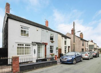 Thumbnail 2 bed semi-detached house for sale in Mow Cop Road, Mow Cop, Stoke-On-Trent