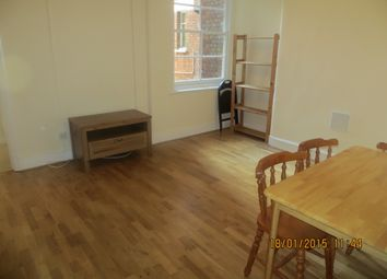 Thumbnail 1 bed flat to rent in Asteys Row, Islington