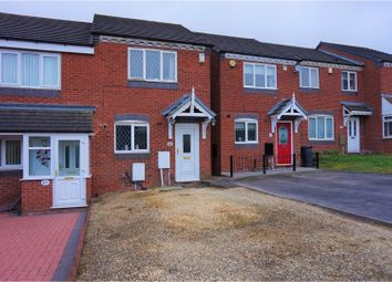 Thumbnail 2 bedroom semi-detached house for sale in Norfolk New Road, Walsall