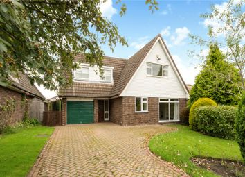 Thumbnail 3 bed detached house for sale in Mereheath Park, Knutsford, Cheshire