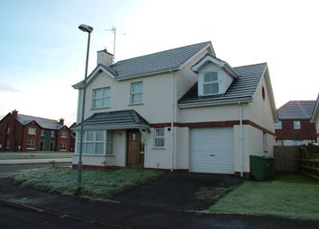 Thumbnail 4 bedroom detached house for sale in 1, Ballynadrone Meadows, Craigavon