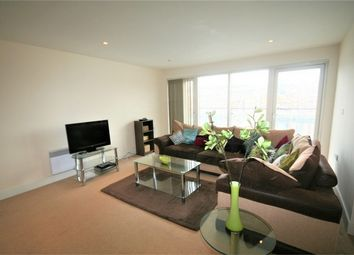 Thumbnail 2 bedroom flat to rent in Meridian Wharf, Maritime Quarter, Swansea