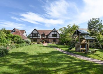 Thumbnail 5 bed detached house for sale in Russley Park, Baydon, Marlborough