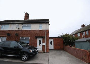 Thumbnail 2 bed semi-detached house for sale in Spital Road, Newbiggin-By-The-Sea