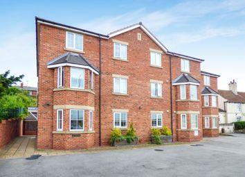 Thumbnail 2 bed flat for sale in Grange Court, Front Street, Castleford