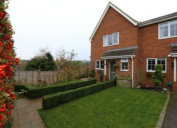 Thumbnail 3 bed end terrace house for sale in Farmers Garden, Greyhound Lane, Overton, Basingstoke, Hampshire