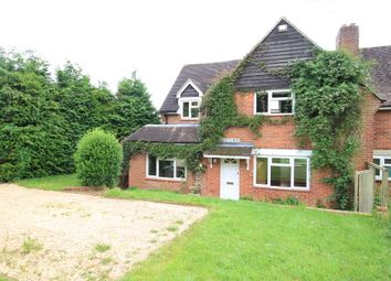 Thumbnail 3 bedroom end terrace house to rent in Cocketts Mede, Easton, Winchester