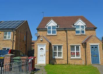 Thumbnail 2 bedroom semi-detached house for sale in Abbotts Road, Scunthorpe