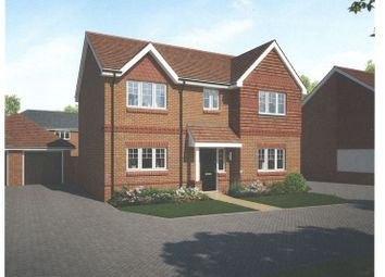 Thumbnail 4 bed detached house for sale in Alfold Road, Cranleigh