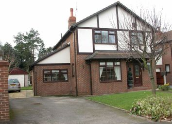 Thumbnail 4 bed detached house for sale in Beech Park, Crosby, Liverpool