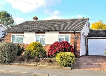 Thumbnail 3 bedroom detached bungalow for sale in Millers Croft, Dunmow