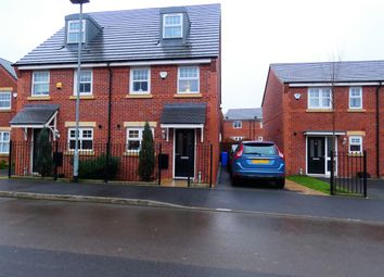 Thumbnail 3 bedroom semi-detached house for sale in Silver Birch Road, Manchester