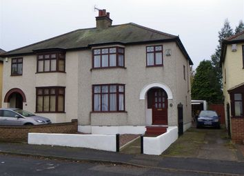 Thumbnail 3 bed semi-detached house to rent in Mitchell Avenue, Northfleet, Gravesend