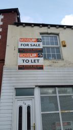 Thumbnail 1 bed terraced house to rent in Ormskirk Road, Wigan