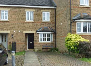 Thumbnail 3 bed terraced house to rent in Hoopers Mews, School Lane, Bushey