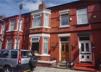Thumbnail 4 bed terraced house for sale in Ampthill Road, Liverpool