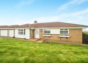Thumbnail 3 bed bungalow for sale in Moss Crescent, Crawcrook, Ryton
