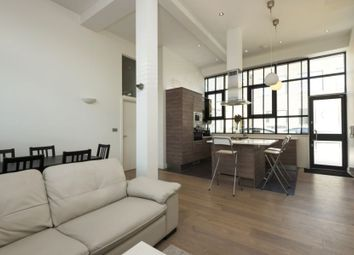Thumbnail 3 bed flat to rent in Villiers Road, London