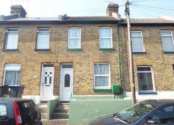 Thumbnail 2 bed terraced house for sale in Winchelsea Street, Dover, Kent, England