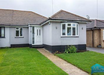 Thumbnail 4 bedroom bungalow for sale in Oaklands Avenue, Brookmans Park, Hatfield, Hertfordshire