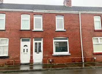 Thumbnail 3 bed terraced house for sale in Glanymor Street, Briton Ferry, Neath