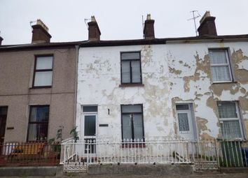 Thumbnail 2 bed terraced house for sale in Newborough Street, Caernarfon, Gwynedd