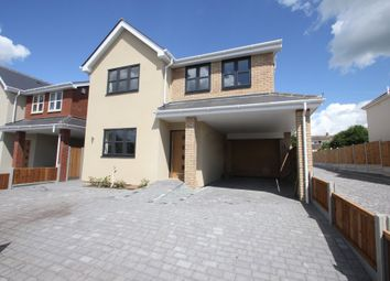 Thumbnail 4 bedroom detached house for sale in Anchor Lane, Canewdon, Rochford