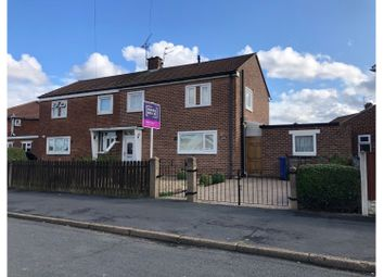 Thumbnail 3 bed semi-detached house for sale in Scawthorpe, Doncaster