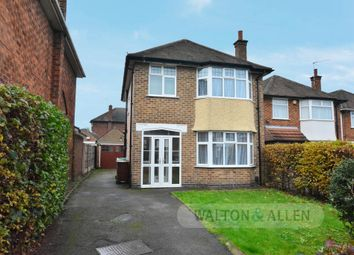 Thumbnail 3 bed detached house to rent in Brendon Road, Wollaton, Nottingham