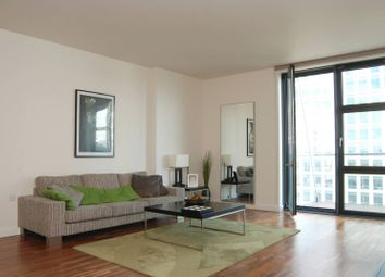 2 bed flat for sale in Discovery Dock West, Canary Wharf, London E14