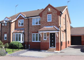 Thumbnail 3 bed semi-detached house for sale in Maiden Court, Castle Grange, Hull, Yorkshire