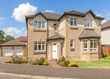 Thumbnail 5 bed detached house for sale in Ravelrig Gait, Balerno