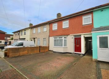 Thumbnail 3 bed terraced house for sale in Somerville Place, Portsmouth